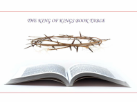 King of Kings Book Table